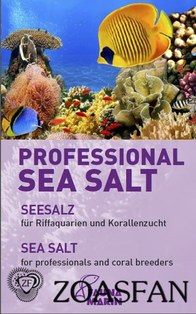 fauna marin professional sea salt germany